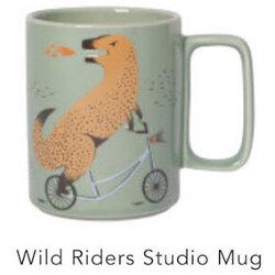 Danica Wild Riders Studio Mug