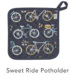 Danica Sweet Rider Pot Holder