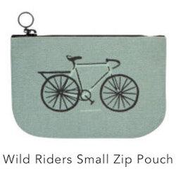 Danica Wild Riders Small Zip Pouch