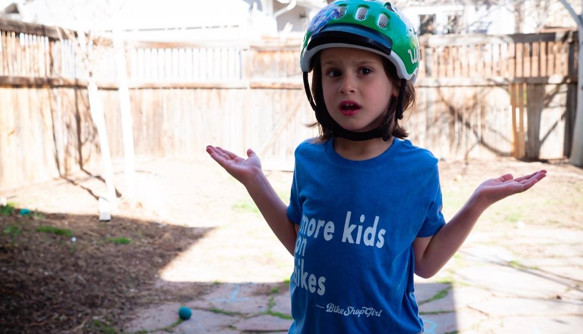 Kids Bike Sizing Guide