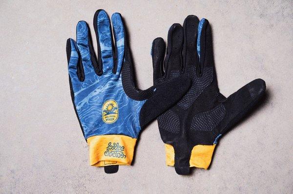 Bike Doctor Giant Custom MTB Gloves