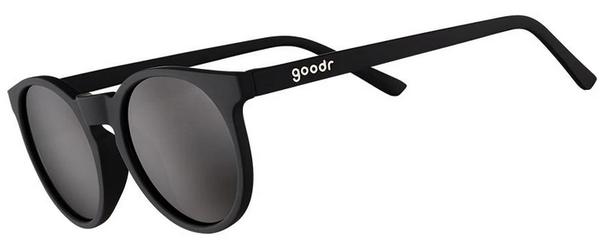 Goodr Circle Gs It's Not Black, It's Obsidian
