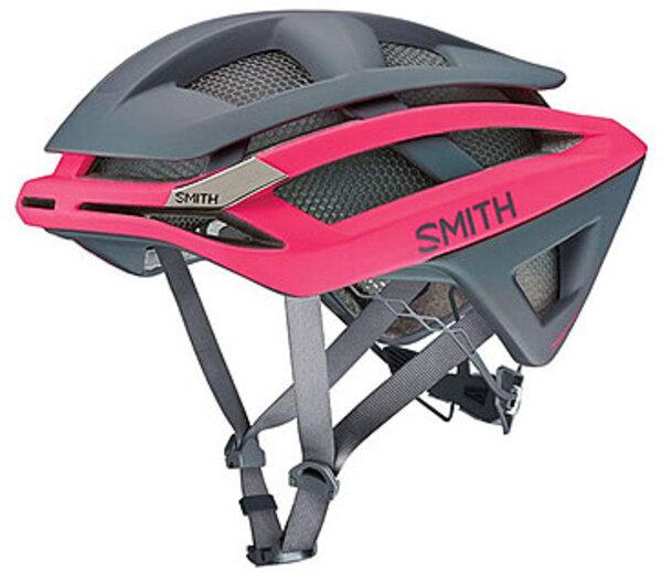 Smith Optics Smith Overtake Helmet Matte Pink/Charcoal S