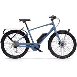Benno Bikes Benno Escout Active+ Men's Matte Alaska Blue L