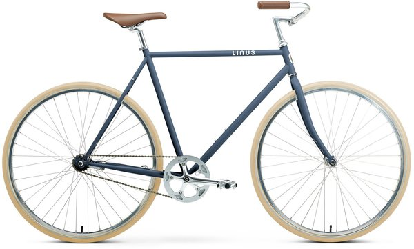 Linus Roadster Classic Color: Matte Slate