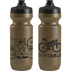 Spokesman Bicycles DIRTable v2 Bottle 22oz
