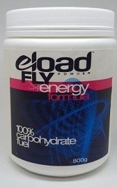 ELOAD Fly Energy Formula - 100% Carbohydrate Fuel Drink Mix - 800g