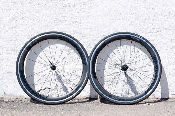 Bontrager Aeolus Comp 5 Wheelset (New/Unboxed)