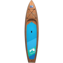 Blu Wave The Armada 11.6 Touring (Wood Look)