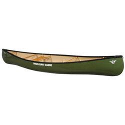 Nova Craft Canoes Trapper 12' Aramid Lite Alum GREEN