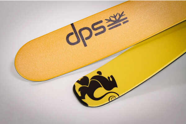 DPS Skis Foundation Wailer 100 RP Color: Yellow