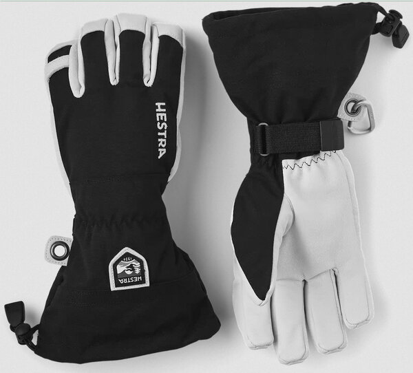 Hestra Gloves Army Leather Heli Ski Glove