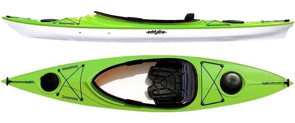 EddyLine Kayaks Sandpiper 12'