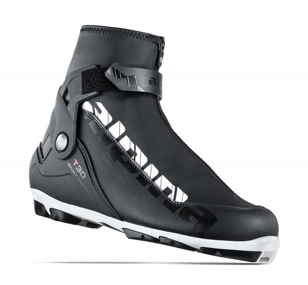 Alpina T30 XC Ski Boot Color: Black