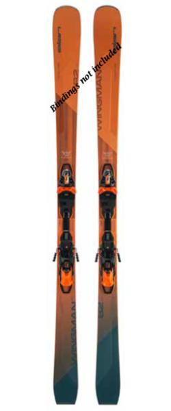 Elan Skis Wingman 82 CTI