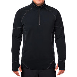 Hot Chillys Men's Micro Elite XT Zip-T