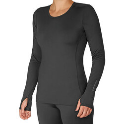 Hot Chillys Women's Micro-Elite Chamois Crewneck
