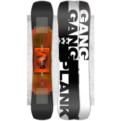 Rome Gang Plank Snowboard