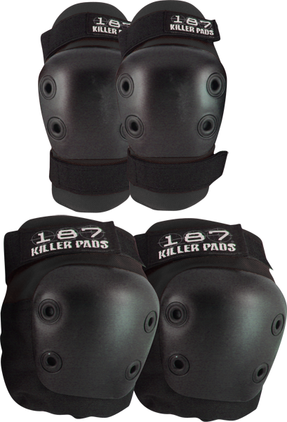 187 Killer Pads 187 Knee & Elbow Combo Pack