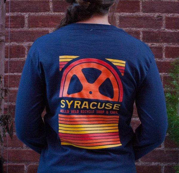 Mello Velo Long Sleeve Syracuse Shirt