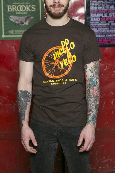 Mello Velo Wheel T-Shirt