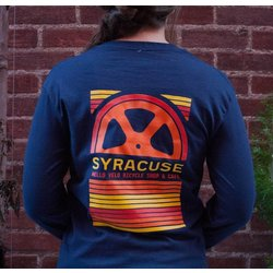 Mello Velo Long Sleeve Syracuse Shirt