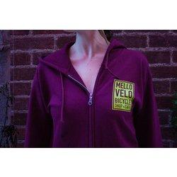 Mello Velo Zip-up Hoodie