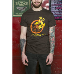 Mello Velo Wheel T-Shirt