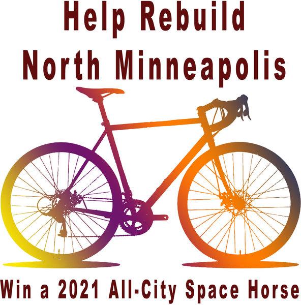 2021 Space Horse Raffle Ticket