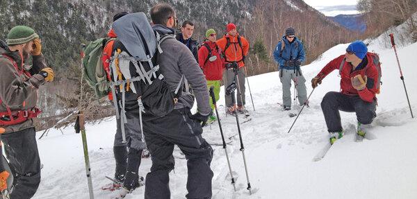 Gannett Peak Sports Level 1 Avalanche Training