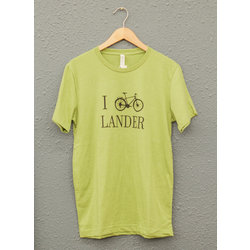 Gannett Peak Sports I Bike Lander Tee (City)
