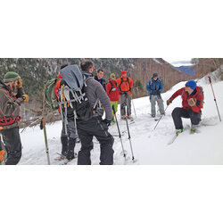 Gannett Peak Sports Level 1 Avalanche Training