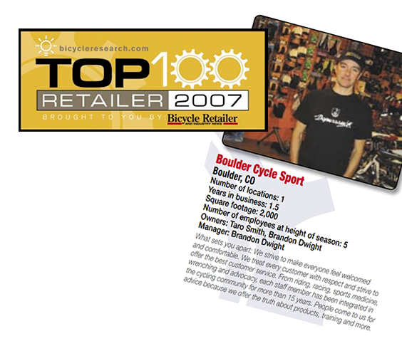 2007 Top 100 all