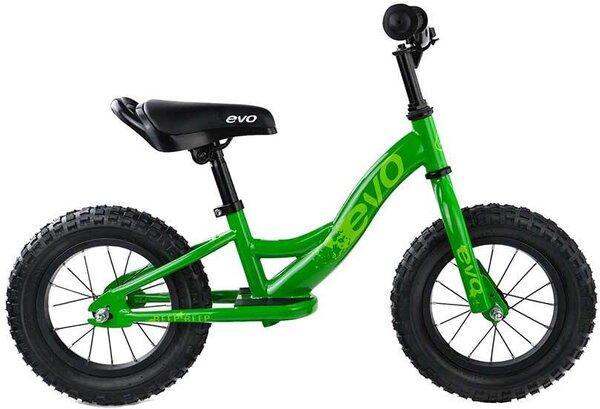 Evo Beep Beep Push Bike Lucky Charm Green