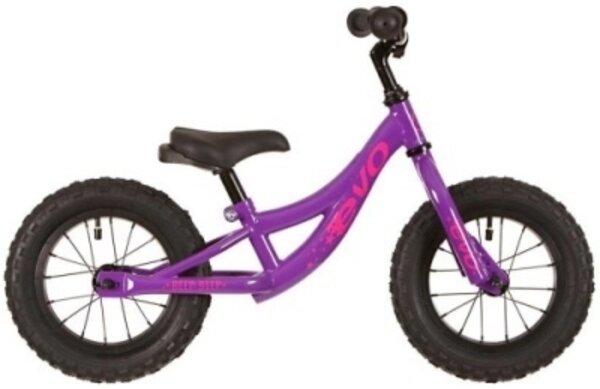 Evo Beep Beep Push Bike Purple