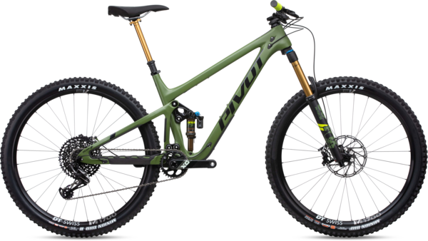 Pivot Cycles Switchblade (Frame Only)