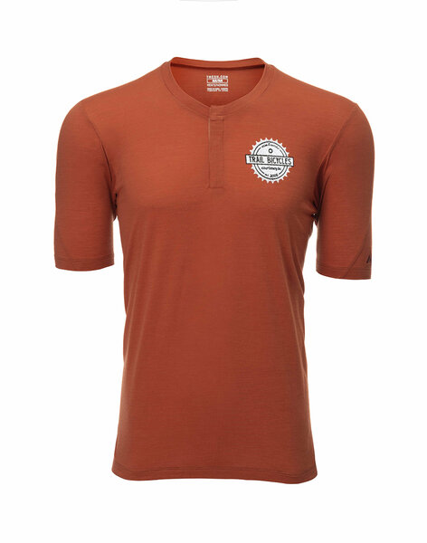 "7mesh ""Trail Bicycles"" Desperado Merino Henley - men's"