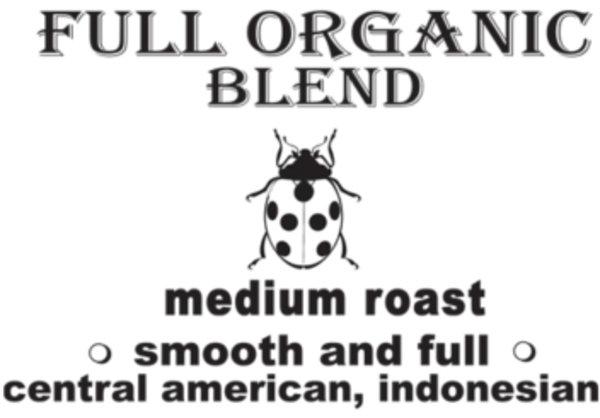 Oso Negro Full Organic Blend