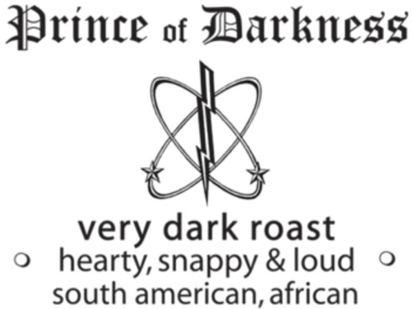 Oso Negro Prince of Darkness Blend