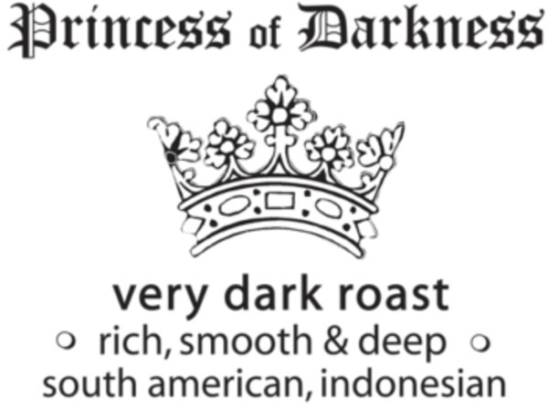 Oso Negro Princess of Darkness Blend