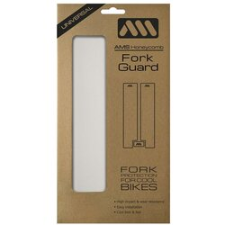 AMS HONEYCOMB FORK GUARD (CLEAR)