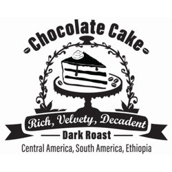 Oso Negro Chocolate Cake Blend