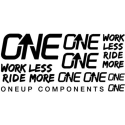 OneUp Components Sticker Kit