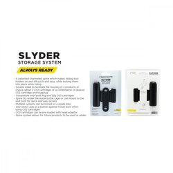 Ryder Innovation Ryder Slyder SlugPlug / CO2 Storage System