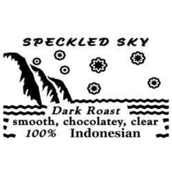 Oso Negro Speckled Sky Blend