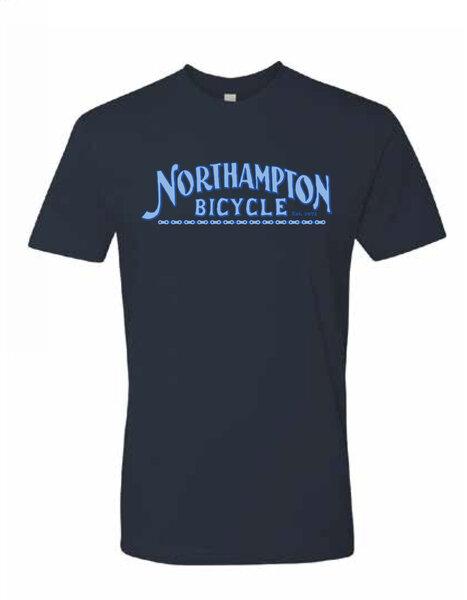 Northampton Bicycle T-SHIRT
