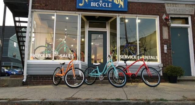 Northampton Bicycle storefront
