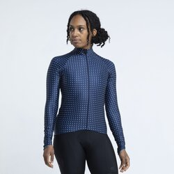 Velocio WOMEN'S GRID DOT SE LONG SLEEVE