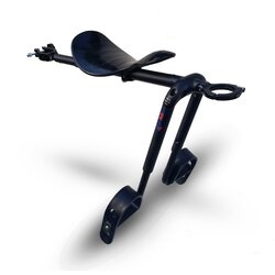 Mac-Ride Mac Ride Child Bike Seat Black