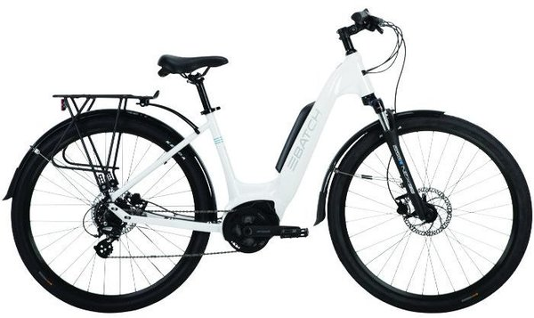 Batch Bicycles Step-Thru E-Bike